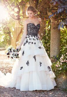 Essense of Australia D2275 A-Line Wedding Dress