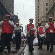 New Orleans, LA Brass Band | Red