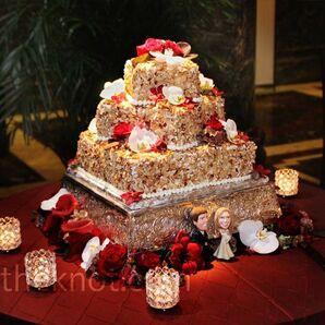 Modern Almond Cake