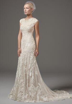 Sottero and Midgley Suzanne Rose Wedding Dress