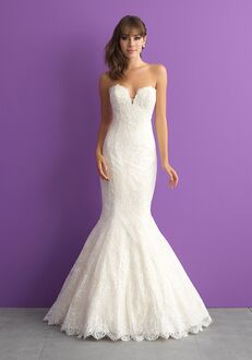Allure Romance 3010 Mermaid Wedding Dress