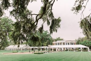 Tented Ford Plantation Reception