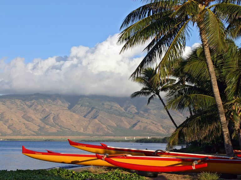 US wedding destination Maui, Hawaii