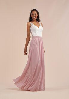 B2 Bridesmaids by Jasmine B213060 V-Neck Bridesmaid Dress