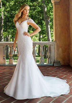 Moonlight Collection J6541 Mermaid Wedding Dress