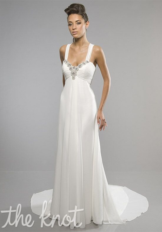 Alfred Sung Bridals 7086 Wedding Dress - The Knot