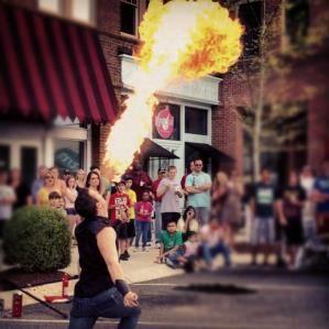 Marietta, GA Fire Dancer | Jimmy Pyro