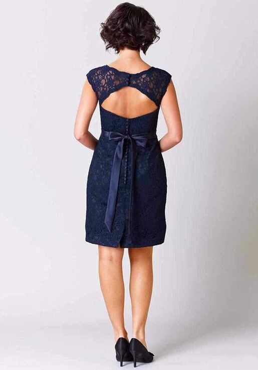 Kennedy Blue Harper Sweetheart Bridesmaid Dress
