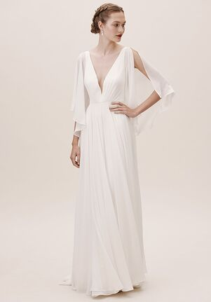 BHLDN Rivers Gown A-Line Wedding Dress