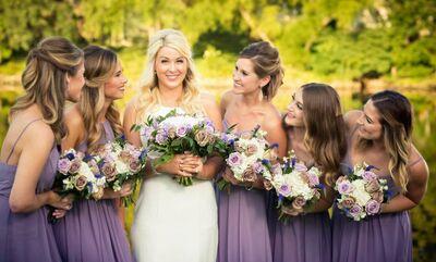 Bridal Artistry Kansas City  on-site makeup & hair