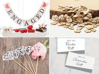 30 Beautiful Engagement Party Decorations