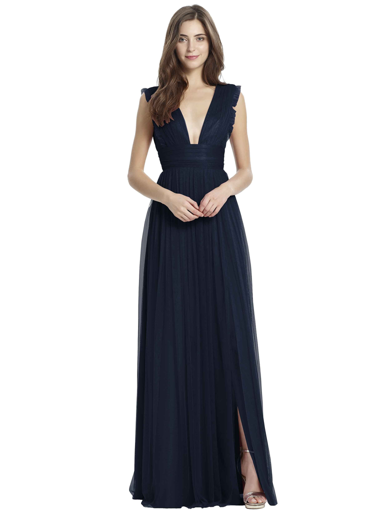 15 Blue Bridesmaid Dresses for Every Wedding Style