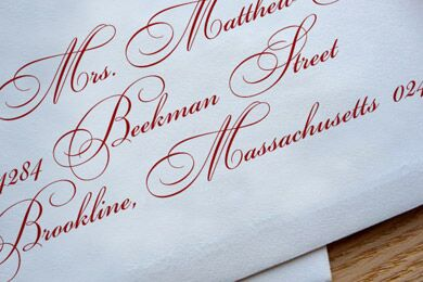 Fancy Fonts Calligraphy