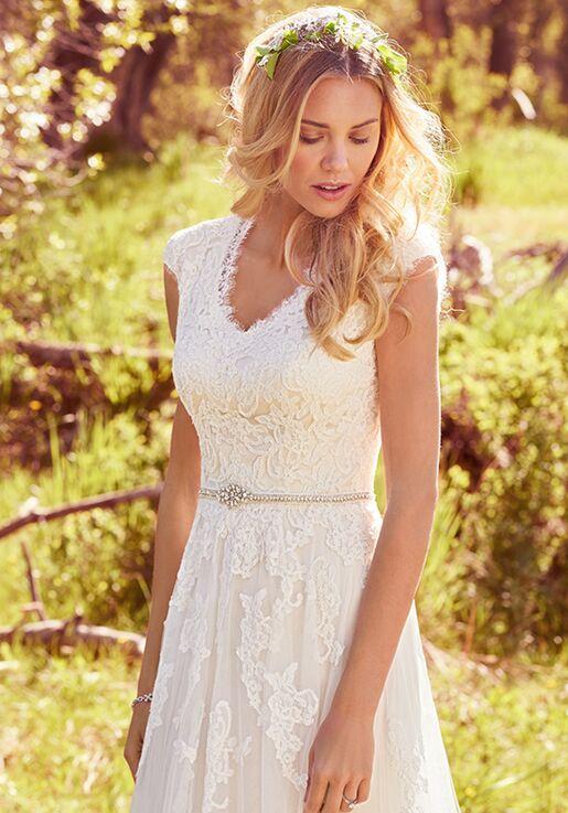 60562b7e47ab Maggie Sottero Ashley Wedding Dress | The Knot
