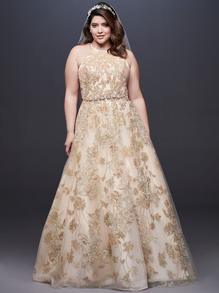 fda1882f Galina Signature Spring 2019 Collection: Bridal Fashion Week Photos