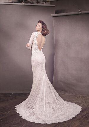 Lazaro 3652 Sheath Wedding Dress