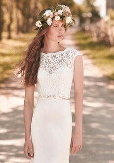Mikaella 2053 Sheath Wedding Dress