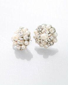 MEG Jewelry Evelyn posts Wedding Earring photo