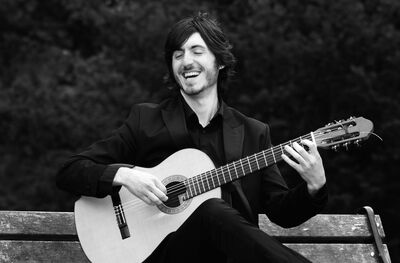 Francesco Barone, Classical Guitarist
