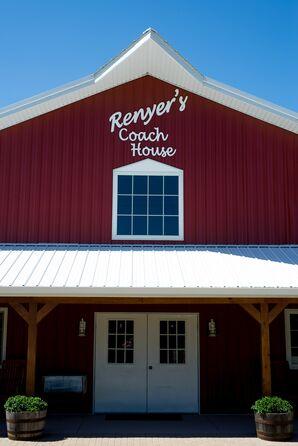 Renyer's Pumpkin Farm Barn Wedding Venue