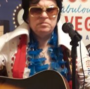 "San Antonio, TX Elvis Impersonator | ""Classic Elvis"" & ""Classic Willie"" by Jim Smith"