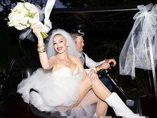 gwen stefani blake shelton wedding