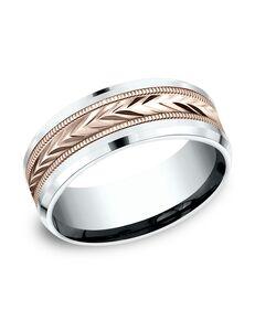 Benchmark CF228003 Gold Wedding Ring