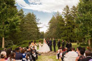 Classic Outdoor Ceremony at The Morton Arboretum