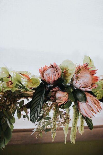 Marvel Floral Art