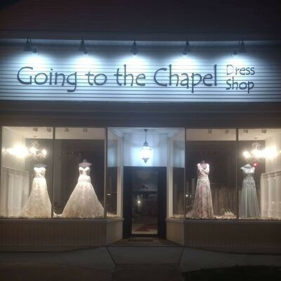 Going to the Chapel  Dress Shop