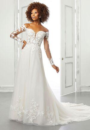 Morilee by Madeline Gardner/Blu Brienne A-Line Wedding Dress