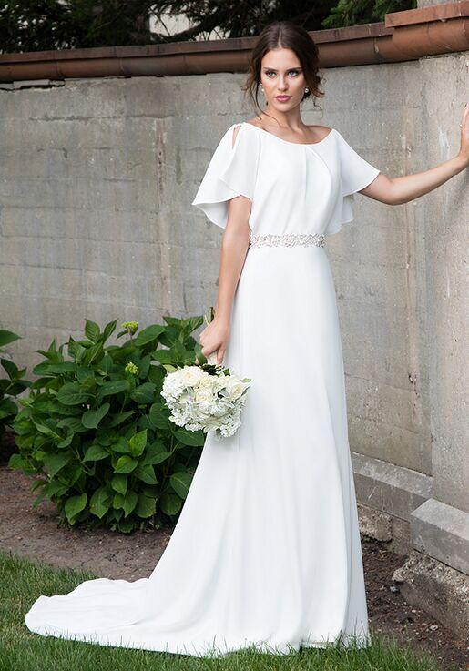 0b080b2819a Mary s Bridal Moda Bella MB2007 Wedding Dress - The Knot
