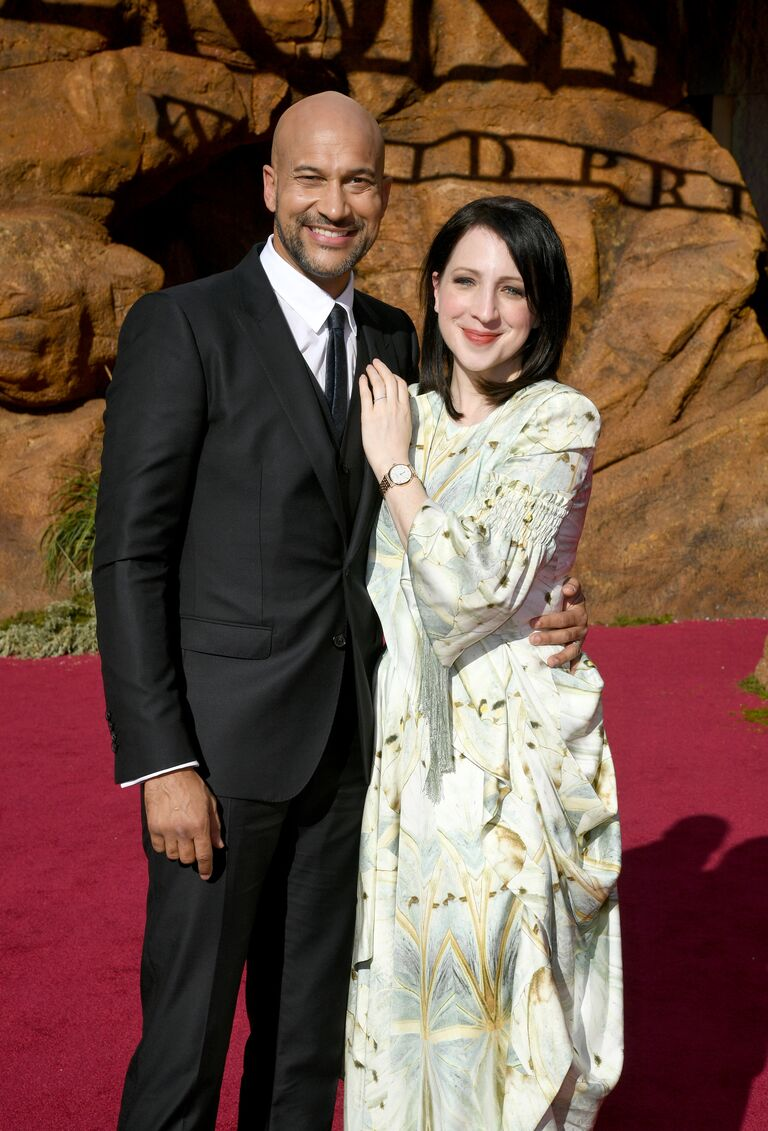 keegan michael key wife