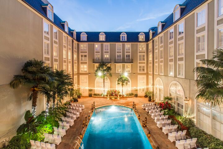 The Bourbon Orleans Hotel New Orleans