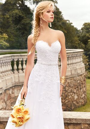 Camille La Vie & Group USA 3004W Wedding Dress