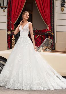 Aire Barcelona IRUN Ball Gown Wedding Dress