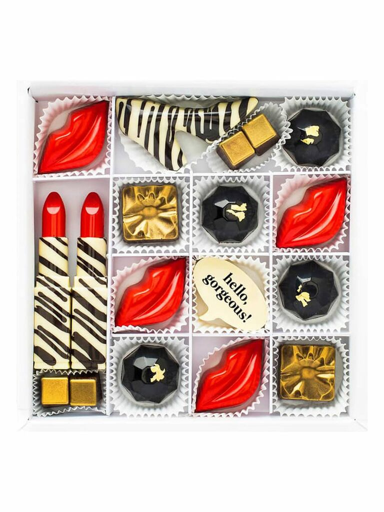 Maggie Louise Confections Chocolate Set Gift For Wife