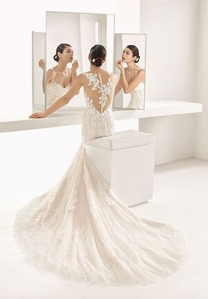 Rosa Clará OBOE Mermaid Wedding Dress