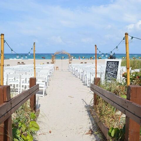 Hilton Singer Island Oceanfront Palm Beaches Resort Wedding