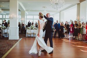 Trump National Golf Club First Dance