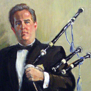 Glen Head, NY Bagpipes | Robert Patrick Lynch, The Irish Piper