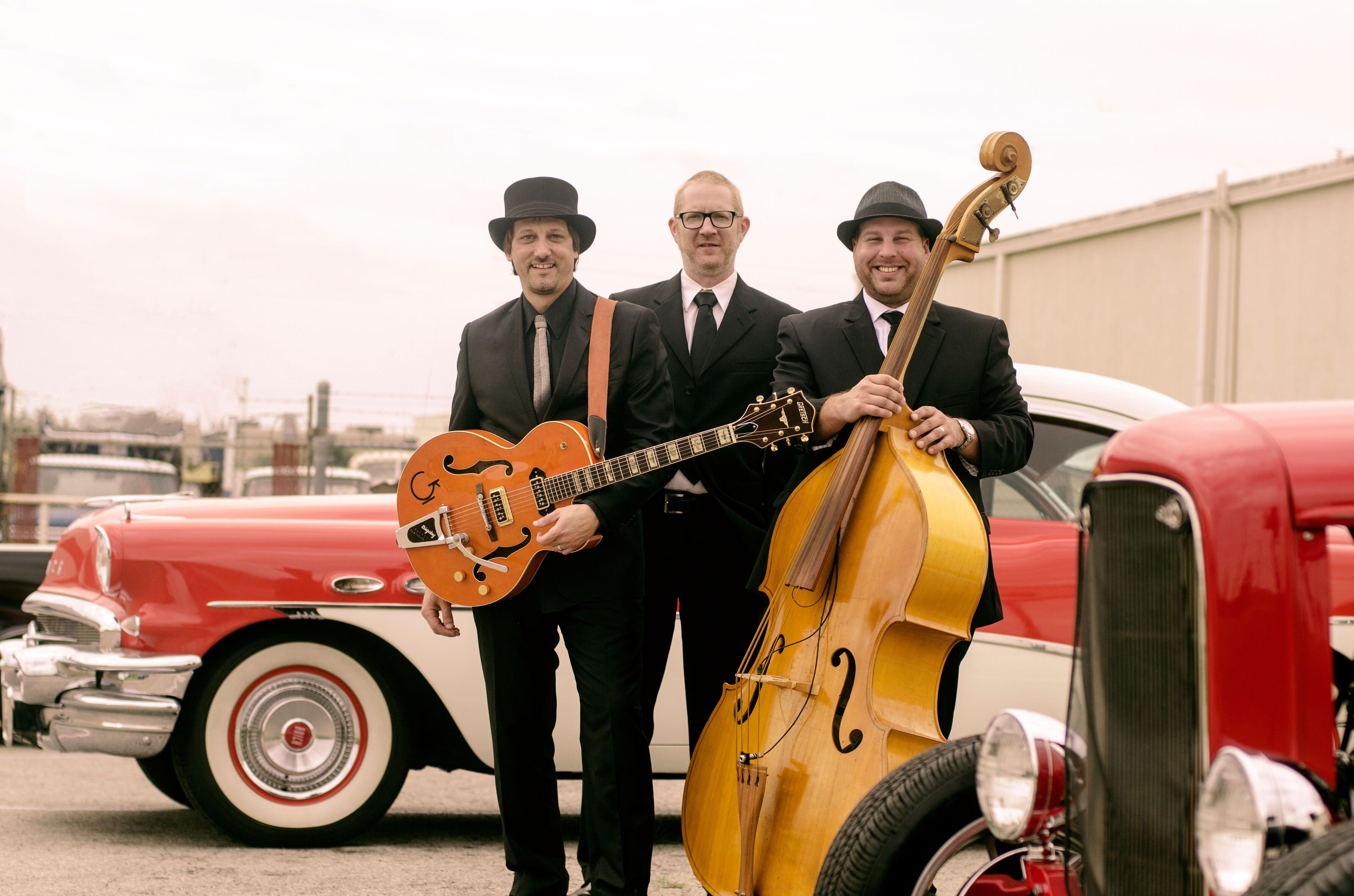 The Vinyl Stripes - Rockabilly Band - Dallas, TX