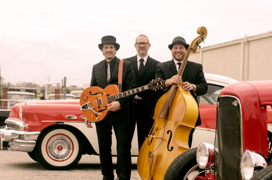 The Vinyl Stripes - Rockabilly Band - Dallas, TX