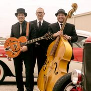 Dallas, TX Rockabilly Band | The Vinyl Stripes