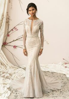 Justin Alexander Signature 9894 Mermaid Wedding Dress