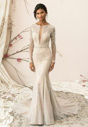 Justin Alexander Signature 9894 Mermaid Wedding Dress