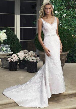 Casablanca Bridal 2204 Sheath Wedding Dress
