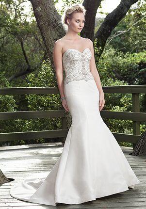 Casablanca Bridal 2251 Willow Mermaid Wedding Dress