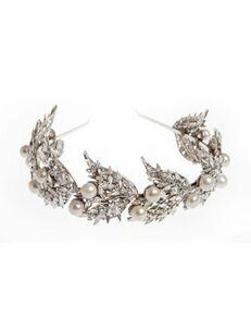 MEG Jewelry Marti headband Wedding  photo