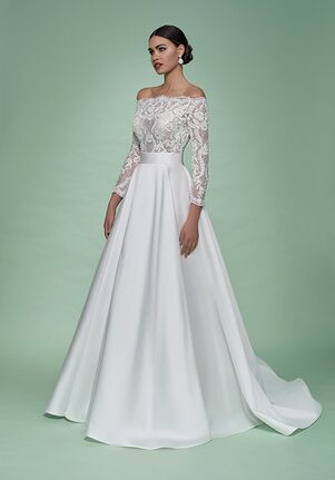 Maison Signore for Kleinfeld Zambia Wedding Dress